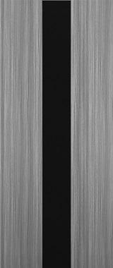 Дверь с алюминиевой кромкой
